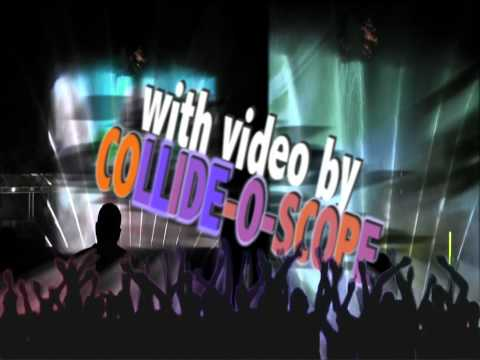 DJ Freddy KING OF PANTS & Collide-O-Scope @ SEATTLE CENTER, Saturday 8-11