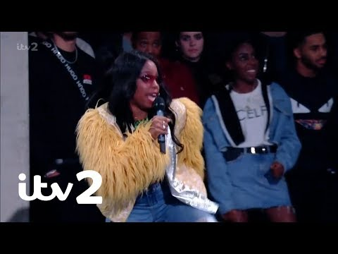 Don't Hate The Playaz | London Hughes and Jess Robinson Play Straight Outta | ITV2