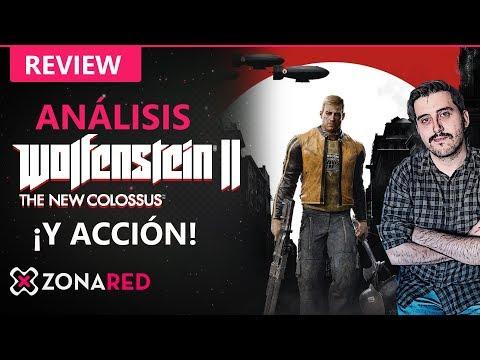 Wolfenstein 2 The New Colossus: ANÁLISIS | REVIEW, el MATA-NAZIS de Bethesda