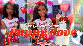 The Darbie Show: PUPPY LOVE | Valentines Day Special