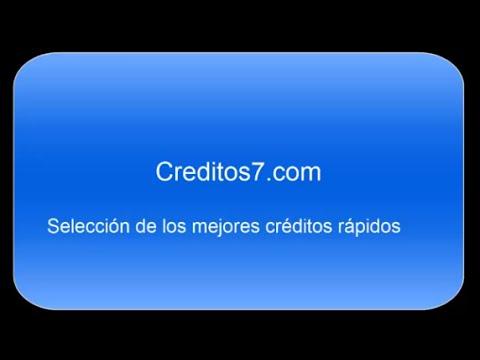 creditos rapidos online sin papeles de YouTube · Duración:  1 minutos 32 segundos