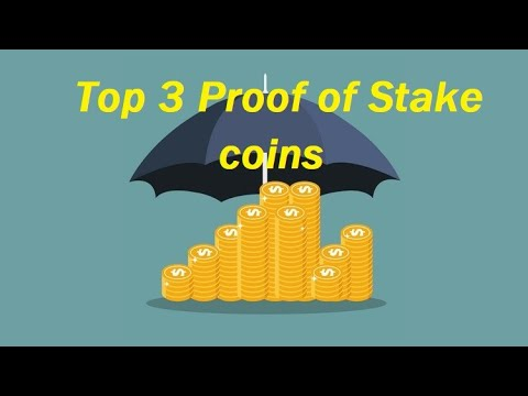 TOP 3 PASSIVE INCOME COINS (proof of stake)