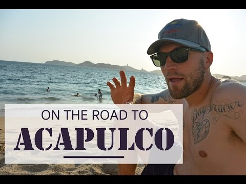 The Road to Acapulco Beach