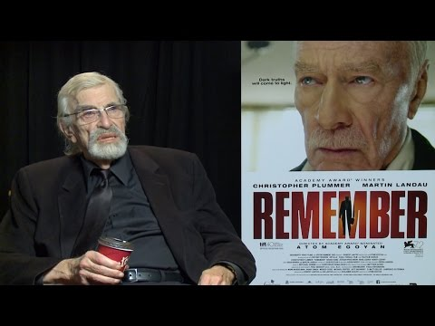 Martin Landau - Remember Interview HD
