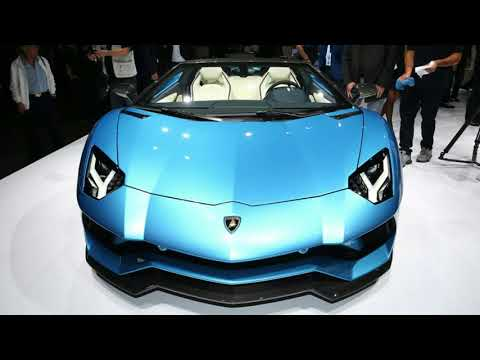 Next gen Lamborghini Aventador to get batteries and active aero