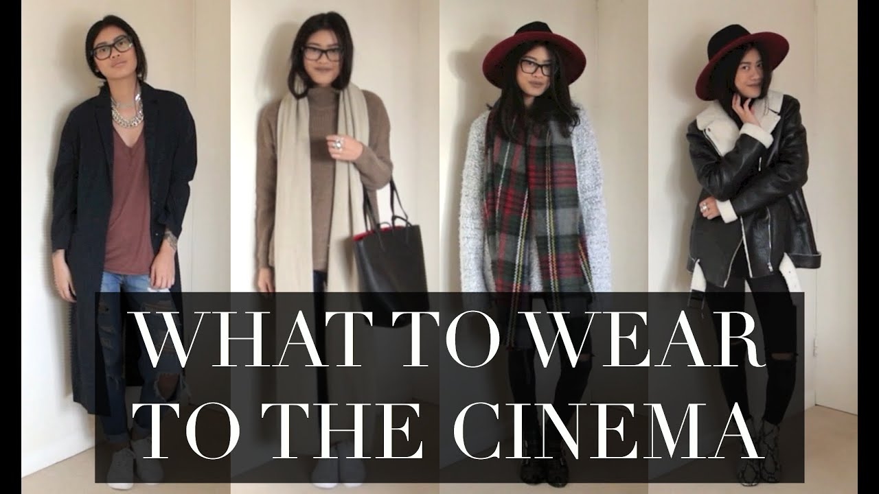 How to dress to the movies