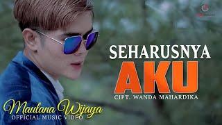 Download lagu Maulana Wijaya - Seharusnya Aku | Lagu Minang Terbaru 2020