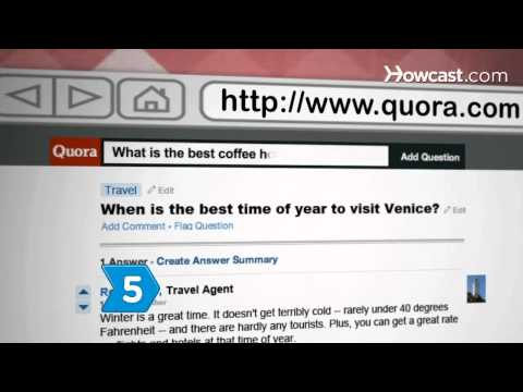 How to Use Quora - YouTube