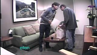 Dennis Quaid Has Some Hidden Camera Fun!