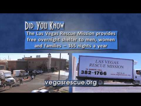 Las Vegas Rescue Mission - Shelter