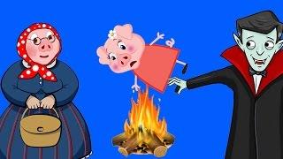 ✔Пеппа Мультфильм Новые серии. Они Бросили Пеппу... 3 серия. Свинка Мультик для детей на Русском