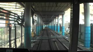[HD]制限速度を60km/hオーバーする前面展望(京急600形前面展望(東洋)) thumbnail