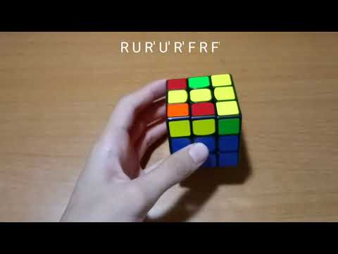 Những Trường Hợp OLL phần 2 - T, Square, C and W Shapes Cases