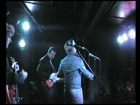Billy Fury (Gavin Stanley) live at The Cavern Club 'That's Love' The Sound Of Fury