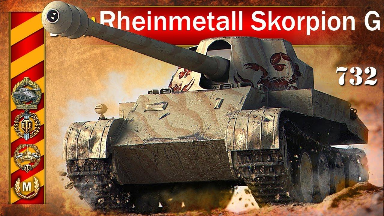 Skorpion G – i ponad 200 000 przychodu – mistrzostwo – World of Tanks