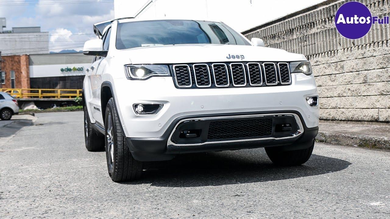 Download Jeep Grand Cherokee 2018 | Revisión en Profundidad