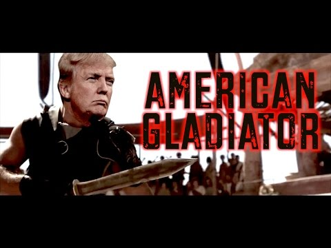 Donald Trump - The American Gladiator **Graphic Content**