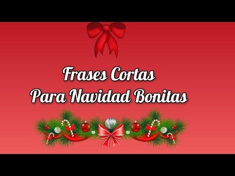 Tarjetas Y Saludos De Navidad Frases Cortas Para Navidad