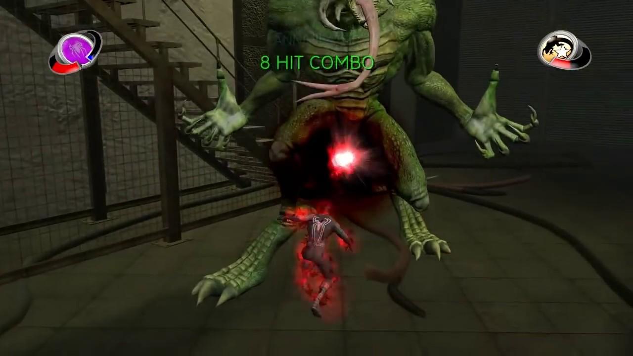 Скачать игру spider man 3 на компьютер