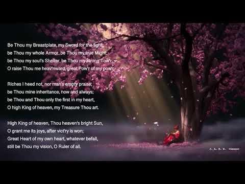 Be Thou My Vision ( Violin ) Instrumental