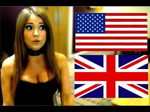 EUROPEAN vs. AMERICAN girls