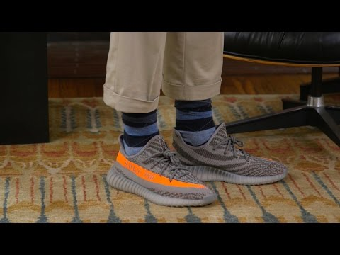 db416b14 How to Lace the YEEZY Boost 350 V2 Like Kanye West | Highsnobiety