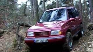 Suzuki Sidekick Long off-road