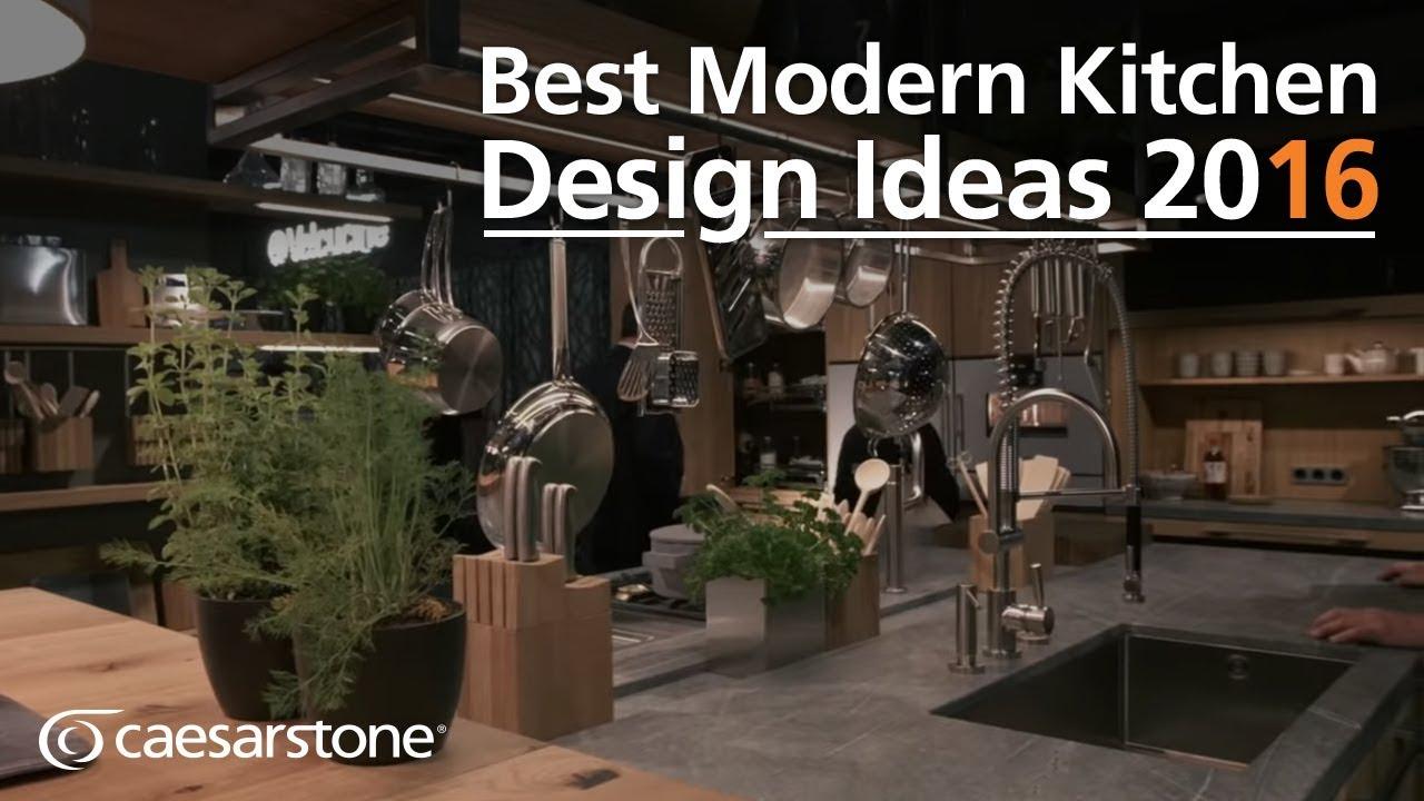 Best Modern Kitchen Design And Interior Ideas 2016