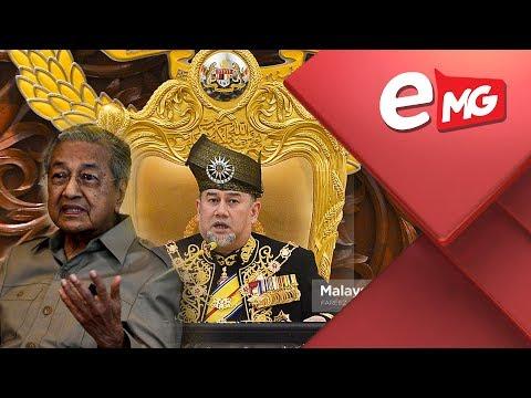 Perbelanjaan Yang di-Pertuan Agong RM250juta akan Disiasat | EDISI MG 6 JUN 2018