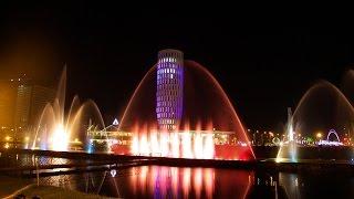 Батуми. Поющие фонтаны(Одна из самых красивых достопримечательностей Батуми - поющие и танцующие фонтаны., 2013-01-28T19:29:00.000Z)