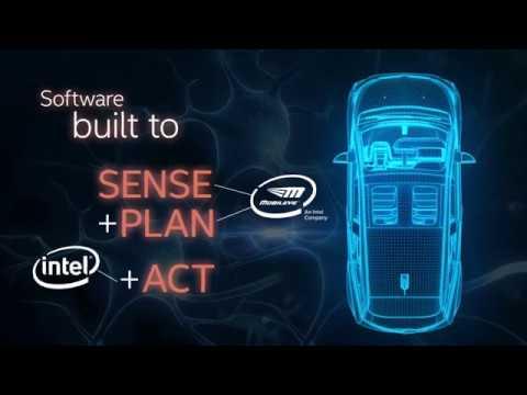2018 CES: Autonomous Driving Software Built to Sense, Plan and Act