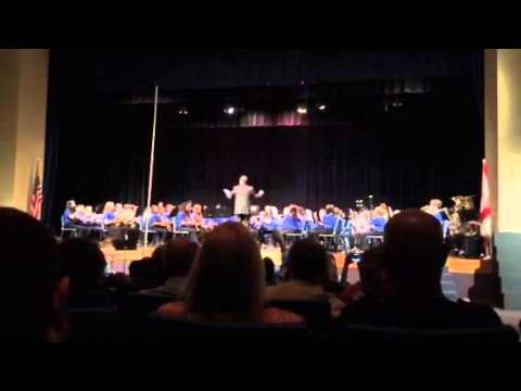 Tuskawilla Middle School Beginning Band Winter Concert