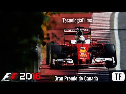 F1 2016 Online | SORDOS | Gran Premio de Canadá - 08/12/2016