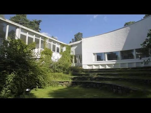 The Aalto House & Studio Aalto: Building Houses That Become Ruins