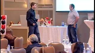 Michael Eisen Inspirational Keynote: Personal Well-being (Pt 3 of 5)