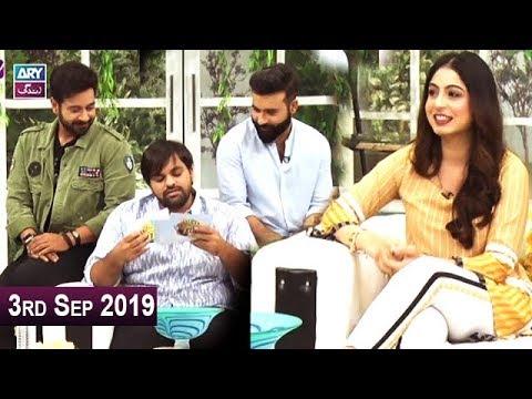 Salam Zindagi With Faysal Qureshi - Rahma Khan & Kashar Javed - 3rd  September 2019