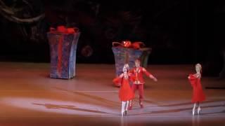 """""""Щелкунчик"""".  Кремлевский балет. Русский танец."""