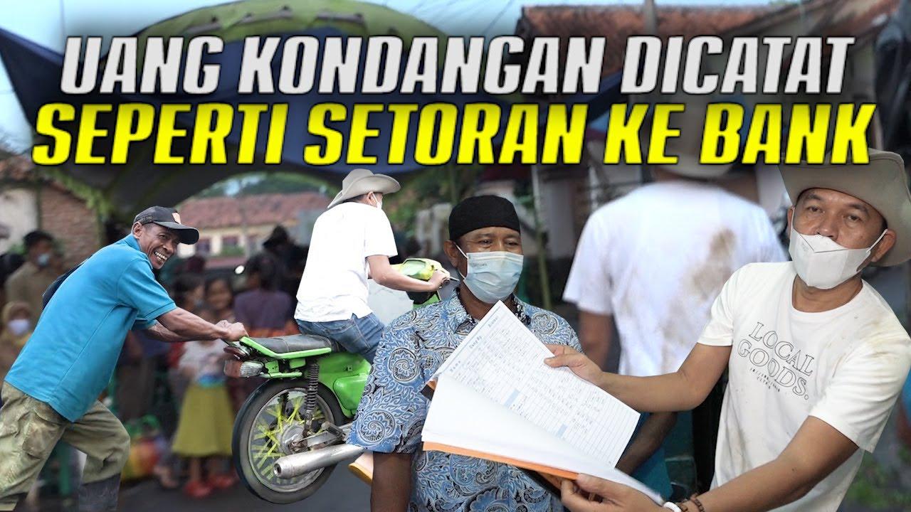 Download SERUNYA KANG DEDI DAN HANSIP SABEL   UANG KONDANGANNYA DICATAT KAYA SETORAN BANK
