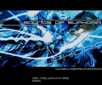TRANCE VISIONS- CRW - I Feel Love (R.A.F Zone remix) full version!