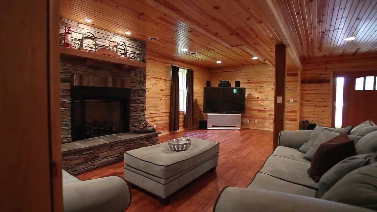 3838 West Rd 8 Acre Unique Log Cabin Pottery Barn Getaway