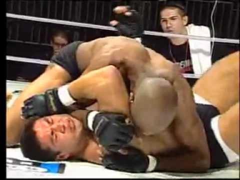 Anderson Silva vs Claudionor Fontinelle FULL FIGHT
