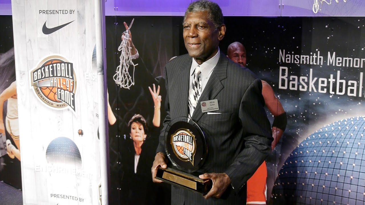 Al Attles Hall of Fame Award