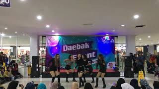 Hinapia - Drip (dance cover by DoubleA)