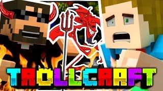 Minecraft | SSUNDEE SACRIFICES MY CHILD TO THE DEMONS TROLL! - Troll Craft