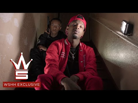 """21 Savage """"Dirty K"""" Feat. Lotto Savage (WSHH Exclusive - Official Music Video)"""