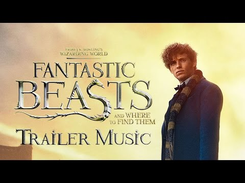 Fantastic Beasts and Where to Find Them (2016) - TRAILER#2 MUSIC