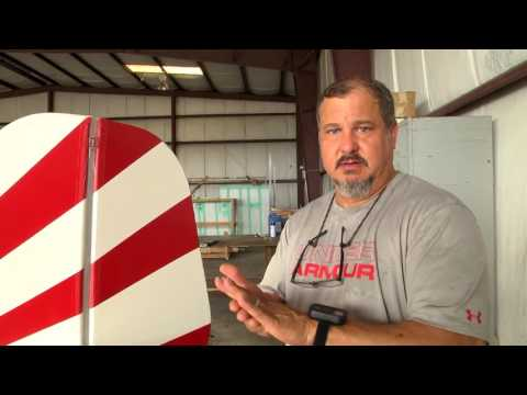 Excalibur Aircraft.Com Gap seal install and performance