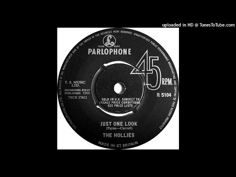 The Hollies - Just One Look (Stereo Remix & Remaster)