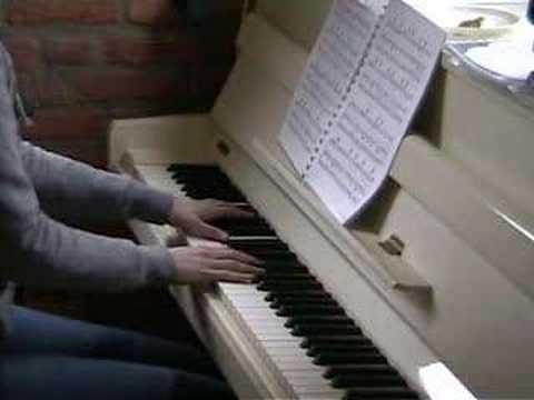 Belief - Gavin DeGraw (piano)