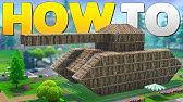 Fox Building Fortnite How To Build A Fox Fortnite Battle Royale Build Series Youtube